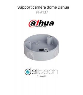 Support caméra dôme Dahua PFA137