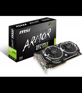 MSI GeForce GTX 1060 Armor OC V1 6GB DDR5