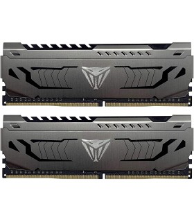 Patriot Viper Steel Gaming 2 x 32Go DDR4 3600 MHz 2