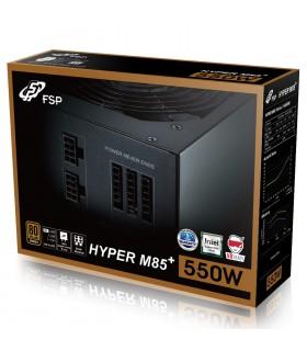 FSP Hyper M 85+ 550W 80 PLUS Bronze Certified Semi Modulare