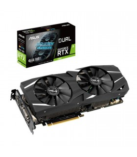 ASUS GeForce RTX 2060 DUAL-RTX2060-6G-EVO
