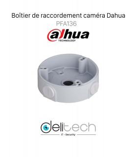 Support caméra dôme Dahua PFA136