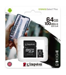 Carte Micro SD 64Go Kingston
