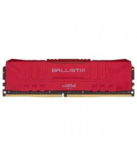 Ballistix Red 8 Go DDR4 3200 MHz CL16