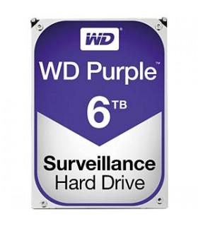 Western Digital WD60PURZ Purple Surveillance Hard Drive 6To SATA 6Gb/s