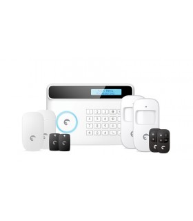 Système d'alarme eTiger S4-C Offre SPECIALE