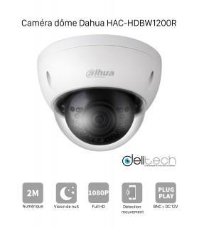 CAMÉRA DAHUA DH-HAC-HDBW1200R-VF-S3  HDCVI 2.7-12mm vari-focal