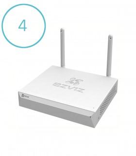 Enregistreur numérique 4 voies Wifi EZVIZ Live Vault X5C-4