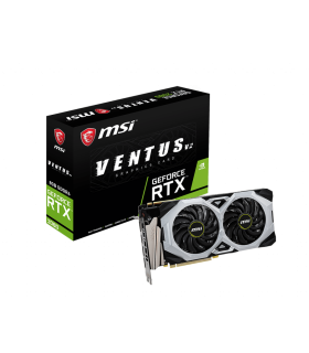 MSI GeForce RTX 2080 Ventus 8Go V2