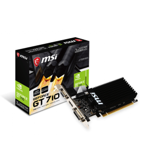 MSI GeForce GT 710 1GB D3H LP