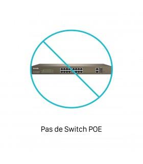 Pas de Switch POE