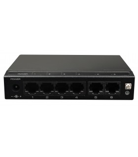 UTEPO SWITCH POE 4+2 PORTS SF6P-HM