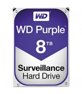 Western Digital WD82PURZ Purple Surveillance Hard Drive 8 To SATA 6Gb/s
