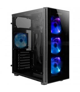 Antec NX210 RGB, ATX, Micro ATX, Mini-ITX
