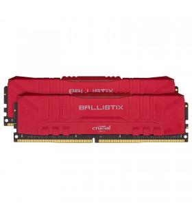 Ballistix Gaming RED 2 x 8GB DDR4-3200 MHz CL16
