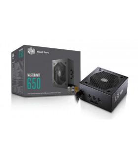 Cooler master Masterwatt 650 80+   MPX-6501-AMAAB