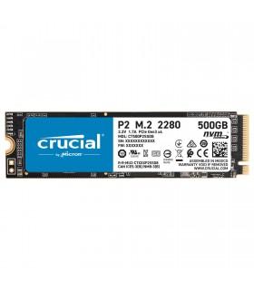 Crucial P2 M.2 PCIe NVMe 500 Go