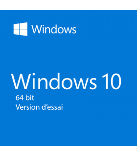 Microsoft Windows 10 version d'essai