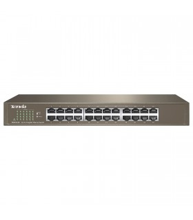 Tenda Switch RJ45 Gigabit 24 ports TEG1024D