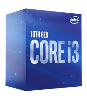 Intel Core i3-10100F (4x3.6GHz)