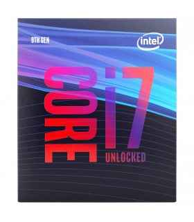 Intel core I7 9700K ( 8 x 3,6 GHz)